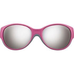 Julbo Lily Spectron 3+ Sunglasses Kids 4-6Y Fuchsia/Gray-Gray Flash Silver